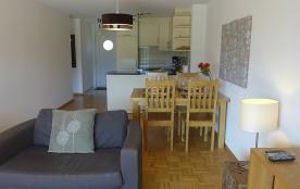 Appartement pour 1 personnes à Le Bouveret