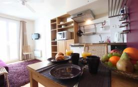 Bel appartement Paris Montmartre