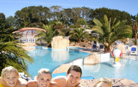 Camping Sandaya Les 2 Fontaines, 150 emplacements, 40 locatifs
