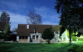 chambres d'hotes, maison de charme, calme bordant la foret domaniale de Vezelay - COQ DES BOIS, Chambre Mésange