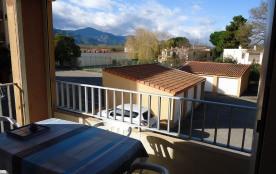 Résidence Le Lagon Argelès sur Mer - Studio cabine pour 4 personnes dans résidence avec piscine.