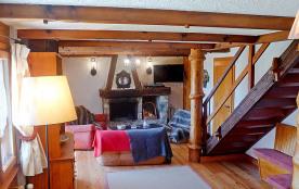 Maison pour 6 personnes à Verbier