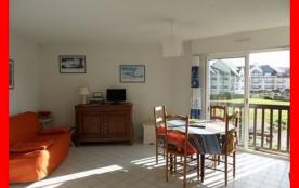 Résidence Agonautes, appartement T3 avec loggia exposée sud ouest, tout confort au premier étage,...