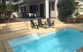 Villa à LA SALINE LES BAINS