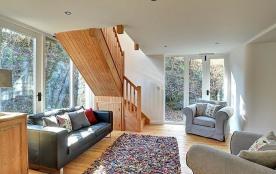 Maison pour 3 personnes à Tintagel