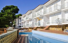 IB-4360 - Ensemble d'appartements pour 6/8 personnes situé à l'Estartit, dans un complexe à 500 m...