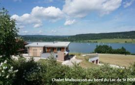 chalet au bord du Lac de St Point - Malbuisson