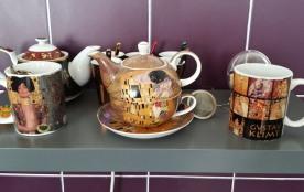 Tea time KLIMTEA