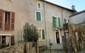 Studio pour 3 personnes à Castelveccana