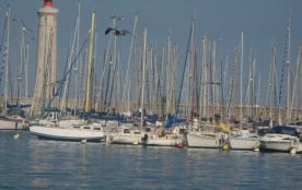le port de plaisance de Sète