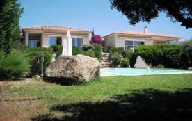 FR-1-61-205 - TIUCCIA - Très belle villa avec piscine   Cinarca