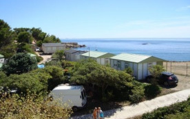 Camping Les Mouettes, 68 emplacements, 53 locatifs