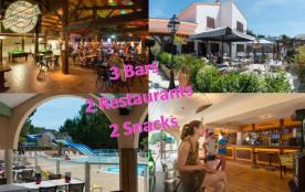 Bars, Restaurants, Snack, Salles de spectacles