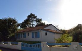 Villa (6 personnes) proche de la plage.