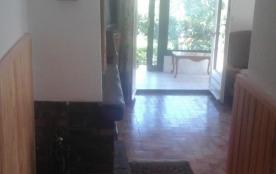 couloir chambre vers salon
