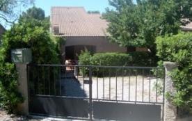 Location petite villa coquette (résidence privée) - Saint Florent