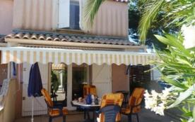 Villa T3 pour 4 personnes à Narbonne Plage (11100).