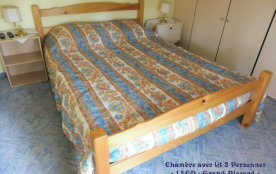 CHAMBRE 2 PERSONNES + 1 LCD