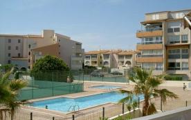 Appartement 2 pièces cabine- 33 m² environ - jusqu'à 6 personnes.