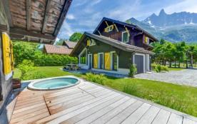 Chalet luxueusement rénové à Chamonix