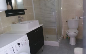 SDB, WC , lave linge