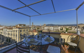 Pandora - Florence Oltrarno area 1 bdr with terrace