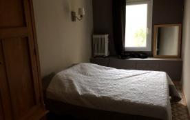 Chambre 2 - 1 lit en 140cm
