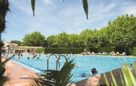 Camping PLAGE D'ARGENS - MH 2ch 5/6pers 25m² + Terrasse Couverte
