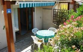 Résidence Belle Ile 2, pavillon 2 pièces mezzanine de 37 m² environ pour 4 personnes située à 800...