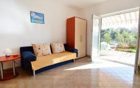 Maison pour 1 personnes à Krk/Pinezići