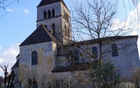L'eglise de ST Leon sur Vezere