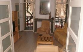 appartement F4 climatisé sur le port - Port Vendres