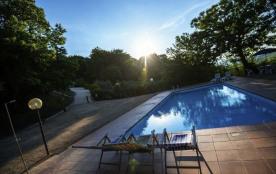 Le Crete est un domaine de vacances qui se situe à Acquapendente (Toscane - Acquapendente). Le pe...