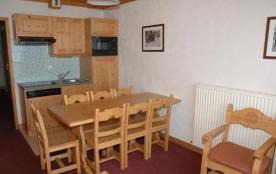 Appartement 3 pièces cabine 5-7 personnes