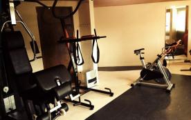 Salle de sport gratuite dans la résidence