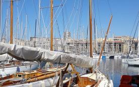 Location Appartement de vacances Vacances ville - Marseille Vieux-Port- St Victor 4 pers