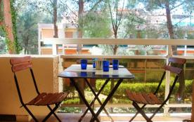 Bormes les Mimosas (83) - La Favière - Residence Cote D'Azur 1. Appartement T2 - 25 m² environ- j...