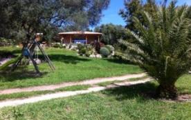 Location estivale villa de campagne en CORSE DU SUD