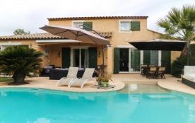 Jolie villa avec piscine entre Biot et Valbonne
