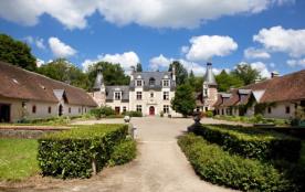Gite dans les dépendances XVIIe du château de Troussay - Cheverny