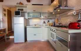 Appartement pour 4 personnes à Massarosa
