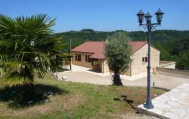 Villa 8 pers piscine privée chauffee 15 km de sarlat sud - Sarlat-la-Canéda
