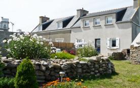 Maison sur l'Ile de Molène (Bretagne)
