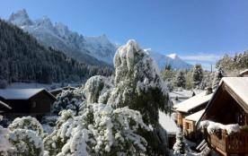 très bel appartement au calme au soleil et avec une magnifique vue sur la chaîne du Mont Blanc