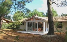 Charmante maison au calme- 8 personnes - 40600 Biscarrosse Plage