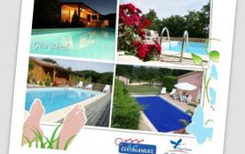 Gite avec piscine privée