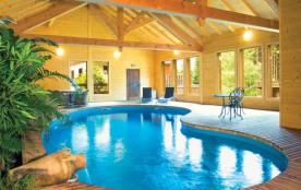 Grand appartement avec piscine, sauna et jacuzzi