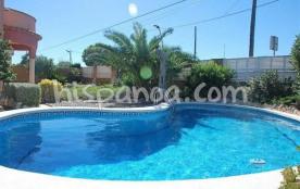 Hispanoa maison de vacances sur la Costa Dorada pour 8 personnes |ang
