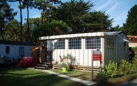 Camping Les Préveils - Mobil home CONFORT Terrasse (2 chambres)
