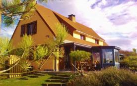 Villa à SAINTE CECILE PLAGE
